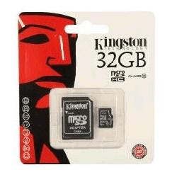 MICROSD 32GB CL10