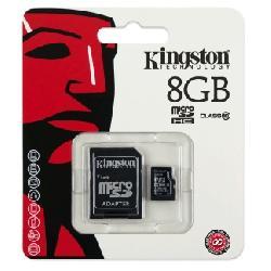 MICROSD 8GB CL10
